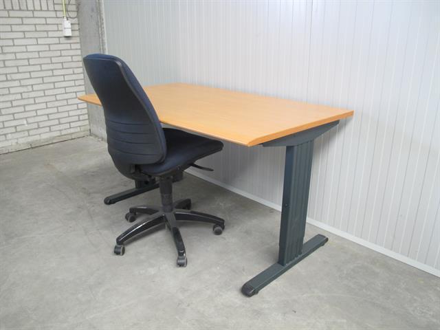 Bureau in hoogte verstelbaar met stoel memax online veiling van