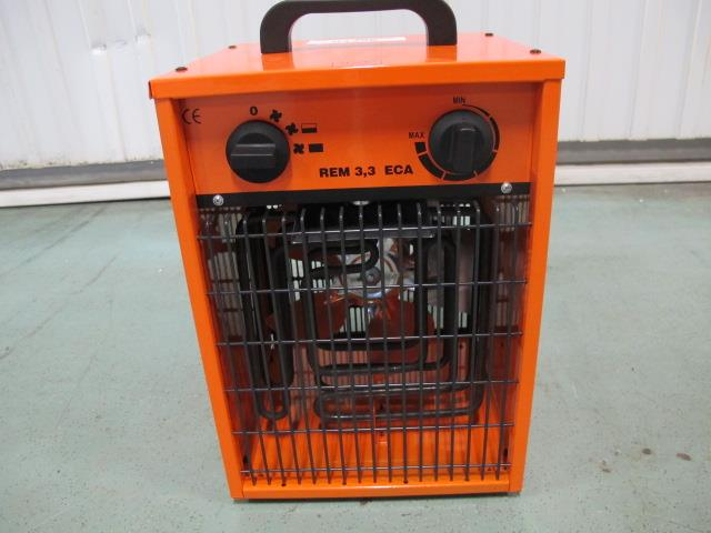 Elektrische kachel rem 3 3 eca met thermostaat memax for Zuinige elektrische verwarming met thermostaat