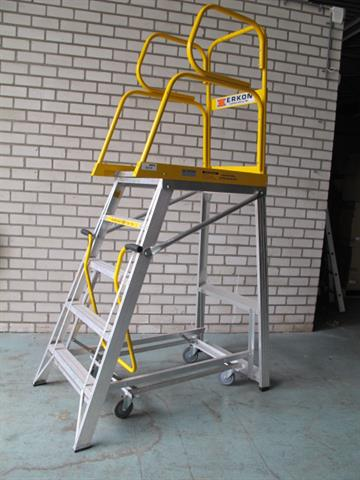 Steiger ladder