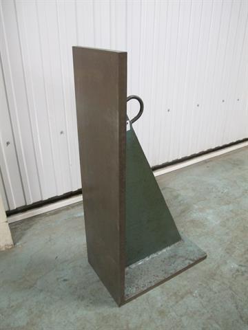 Metalen magazijnbakken