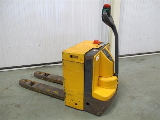 Jungheinrich elektrische palletwagen