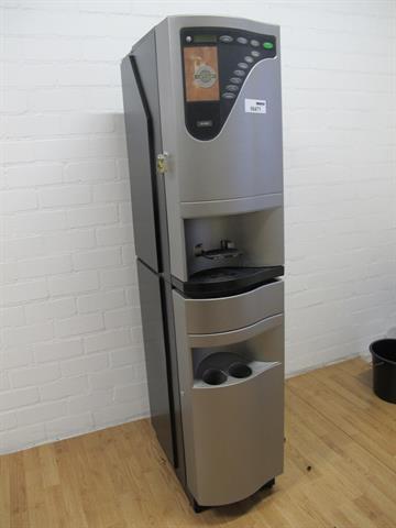 Verwonderlijk koffie automaat Cafebar CB2020 - Memax, Online veiling van metaal FO-99