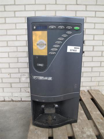 Nieuw koffie automaat Cafebar CB843 - Memax, Online veiling van metaal IA-22