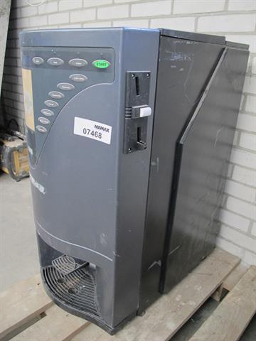 Ongekend koffie automaat Cafebar CB843 - Memax, Online veiling van metaal NR-86