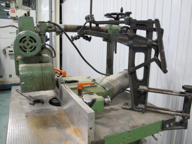 Ongekend ROMA 110 freesmachine t.b.v. hout - Memax, Online veiling van MO-58
