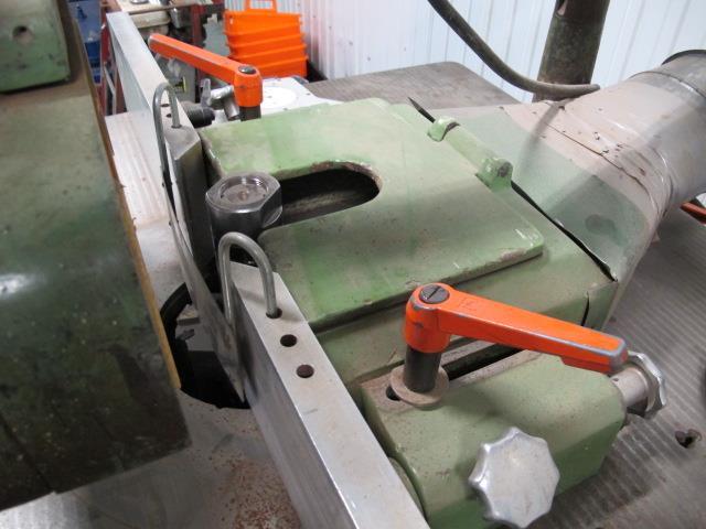 Fonkelnieuw ROMA 110 freesmachine t.b.v. hout - Memax, Online veiling van MT-86