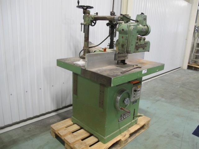 Ongebruikt ROMA 110 freesmachine t.b.v. hout - Memax, Online veiling van BH-64