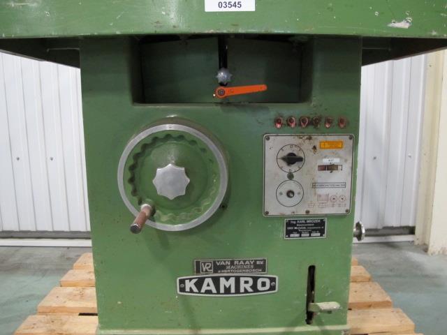 Super ROMA 110 freesmachine t.b.v. hout - Memax, Online veiling van ET-96