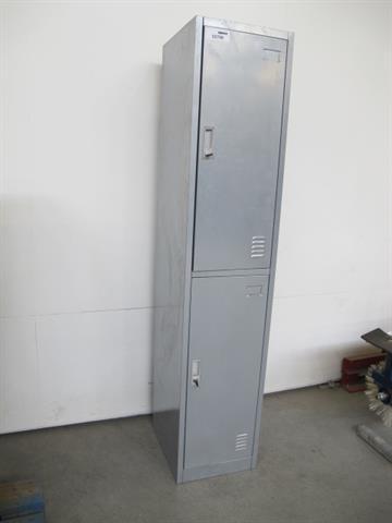 Stalen Locker Kast L390xb450xh1850 Memax Online Veiling