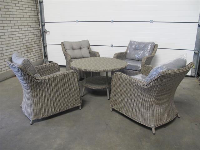 Kussens Voor Stoelen : Tuinset met stoelen en een tafel incl kussens memax online